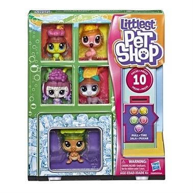 Littlest Pet Shop Littlest Pet Shop Miniş Otomatı The Cooler Crew Renkli